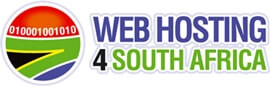 Webhosting 4 South Africa Logo